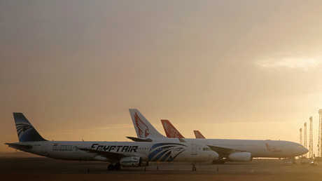 طائرات بوينغ في مصر