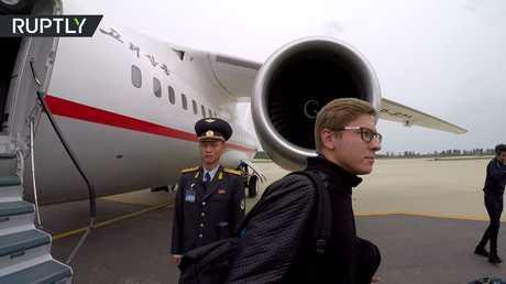 """فريق """"RT"""" يصل إلى كوريا الشمالية لحضور تدمير موقع نووي"""