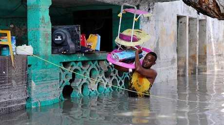 إعصار يضرب منطقة أرض الصومال ويقتل أكثر من 50 شخصا