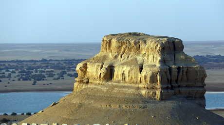الصحراء الغربية في مصر