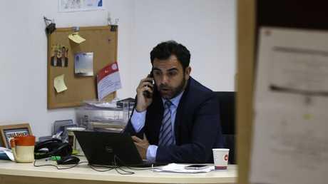 مدير مكتب إسرائيل وفلسطين في منظمة
