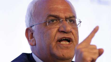 صائب عريقات، أمين سر اللجنة التنفيذية لمنظمة التحرير الفلسطينية