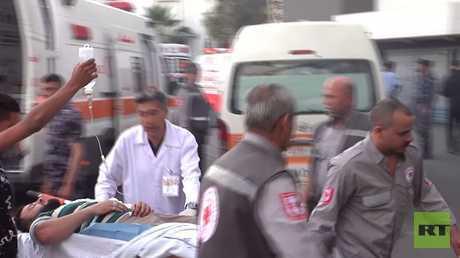 رياضيو غزة ضحايا حروب إسرائيل وقناصيها