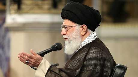 المرشد الإيراني الأعلى آية الله علي خامنئي
