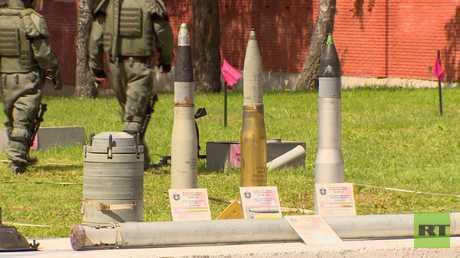 أحدث التقنيات الروسية لإزالة الألغام