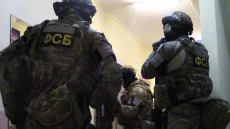 الأمن الروسي صورة أرشيفية