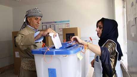 الانتخابات في كردستان العراق - أرشيف