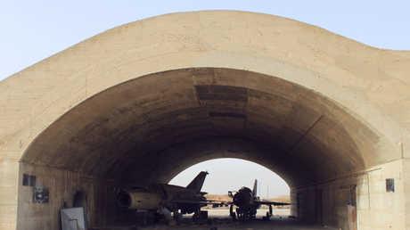 صورة أرشيفية لمطار الضبعة من العام 2013