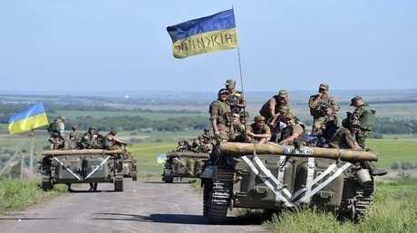 قوات أوكرانية