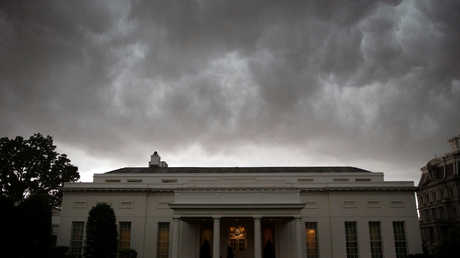 المكتب البيضاوي في البيت الأبيض