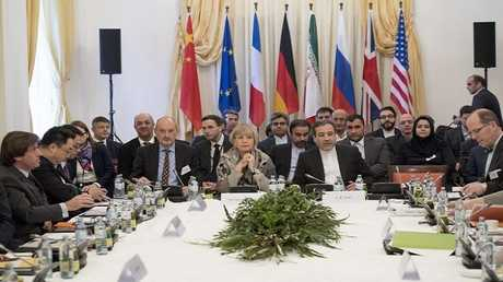 اجتماع اللجنة المشتركة لمتابعة تنفيذ اتفاق إيران النووي في فيينا في مارس 2018