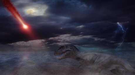 """""""كويكب انقراض الديناصورات"""" نشر ظاهرة """"قاتلة"""" عبر الأرض!"""