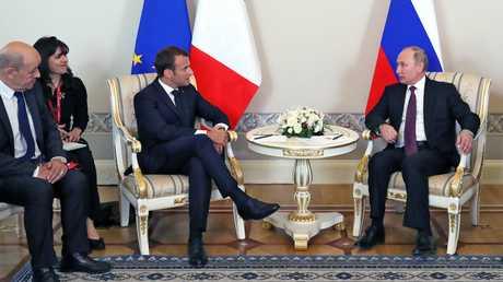 بوتين: مواصلة الصناديق الأجنبية الاستثمار دليل على الثقة بروسيا