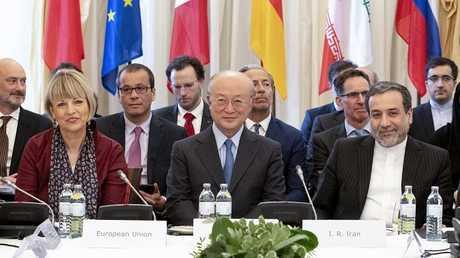 اجتماع 5+1 في فيينا 2018.05.25