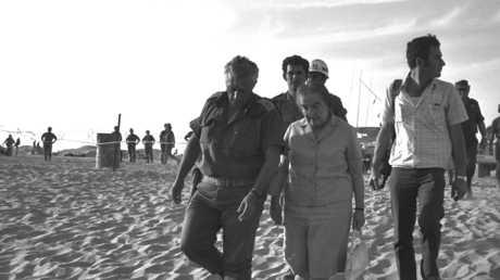 جولدا مائير وشارون