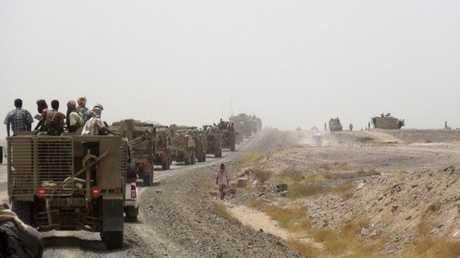 قوات تابعة للرئيس اليمني عبد ربه هادي - أرشيف
