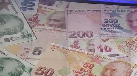 تراجع ملحوظ في قيمة الليرة التركية