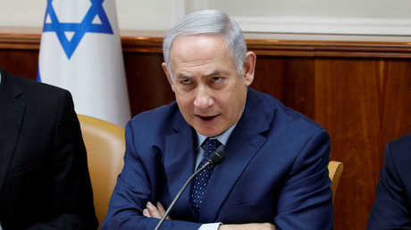 رئيس وزراء إسرائيل، بنيامين نتنياهو