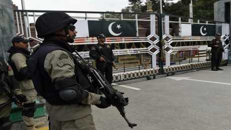 قوات الأمن الباكستاني - أرشيف