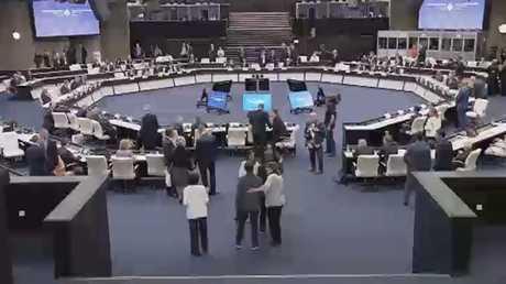 موغريني: مهتمون بحفظ الاتفاق النووي