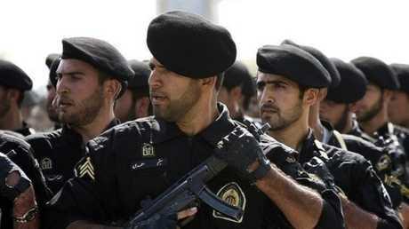 قوات الأمن الإيرانية - أرشيف