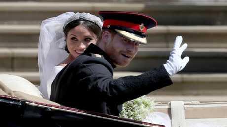 """هاري وميغان يتوجهان إلى """"جنة كندا"""" لقضاء شهر العسل"""