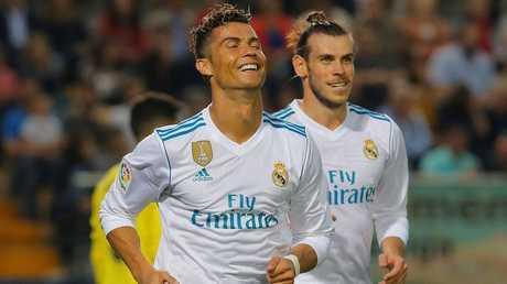 """""""اليويفا"""" يختار """"مقصية مدريدية"""" كأفضل هدف في دوري الأبطال"""