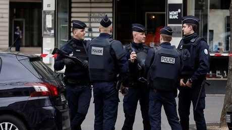 قوات الأمن في فرنسا - أرشيف