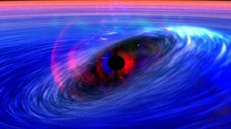 """ماذا يحدث عندما """"يأكل"""" الثقب الأسود نجما؟"""