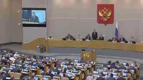 روسيا تقر قانون تدابير مضادة للعقوبات