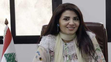 أرشيف - المقدم في الشرطة اللبنانية سوزان الحاج