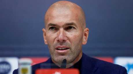 زيدان يكشف سبب رحيله عن ريال مدريد