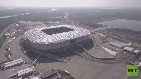 """بتقنية 360 درجة.. ملاعب مونديال 2018 - ملعب """"روستوف أرينا"""""""