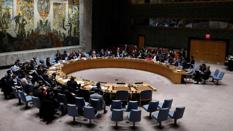 روسيا تتولى رئاسة مجلس الأمن لشهر يونيو