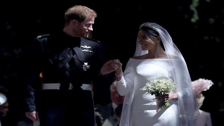 الأمير هاري وميغان ماركل يرفضان هدايا بـ 9 ملايين $!