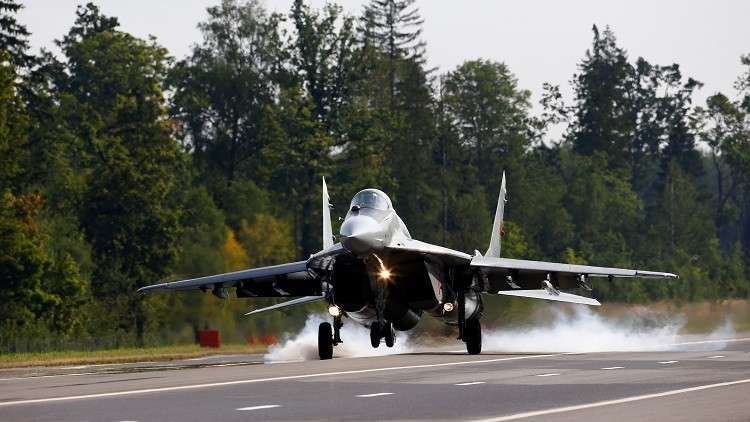 استعراض أقوى مقاتلات الجيش المصري.. بينها طائرة روسية متطورة (فيديو)