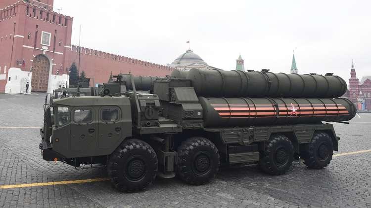 الهند ضربت الولايات المتحدة بصواريخ إس-400