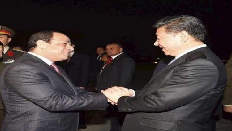 مسؤول صيني: لا بديل عن الدور المصري