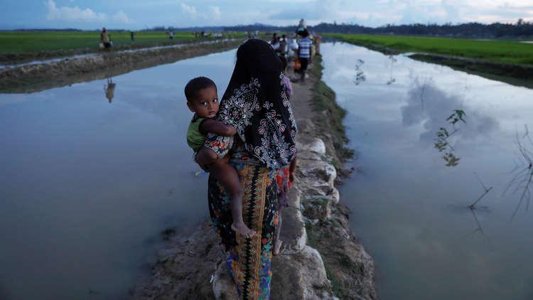 اتفاق مبدئي بين الأمم المتحدة وميانمار على عودة الروهينغا