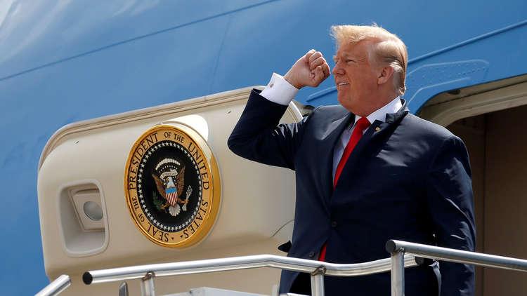 ترامب يطالب كندا برفع القيود عن الواردات الزراعية