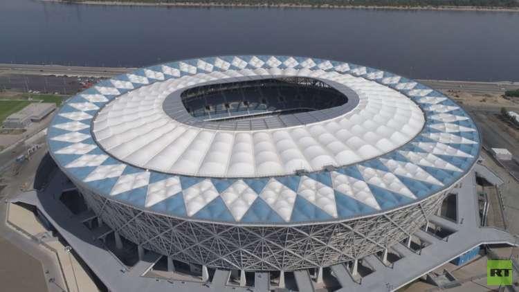 بتقنية 360 درجة.. ملاعب مونديال 2018 - ملعب