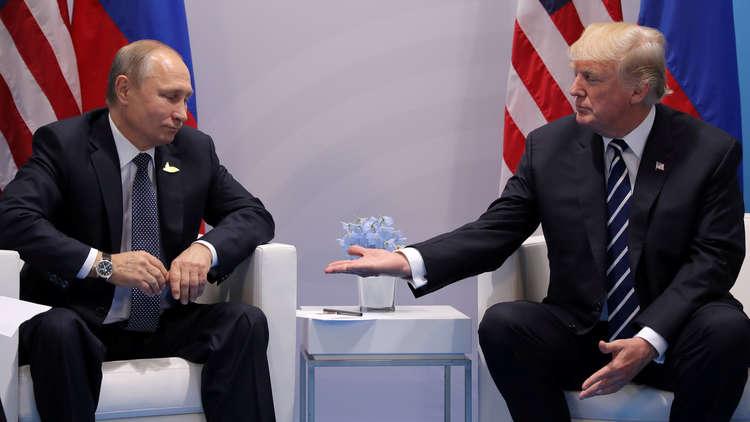 صحيفة: البيت الأبيض يستعد للقمة بين ترامب وبوتين