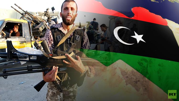 ليبيا..