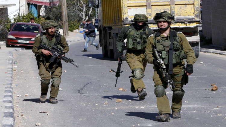 مقتل شاب فلسطيني برصاص الجيش الإسرائيلي