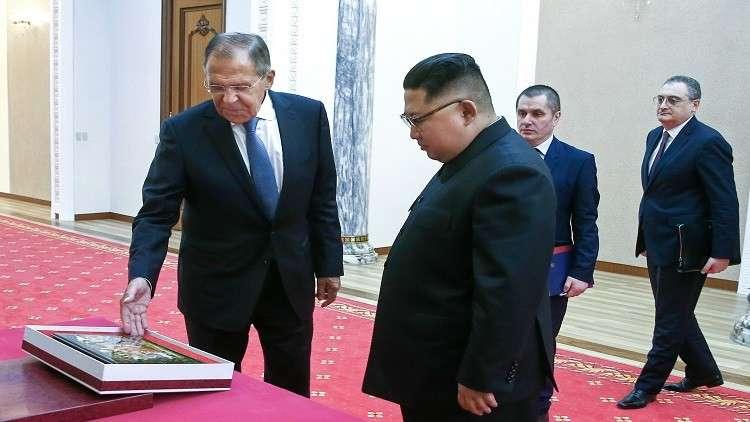 صندوق الوزير لافروف وأسرار الزعيم كيم