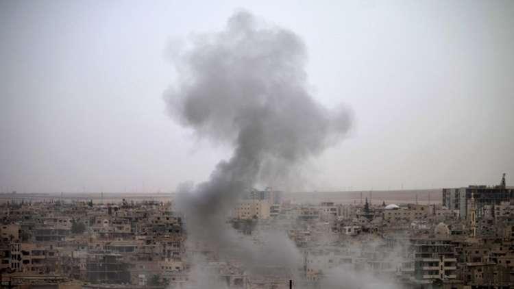 مقتل 8 أشخاص من عائلة واحدة بغارة للتحالف في سوريا