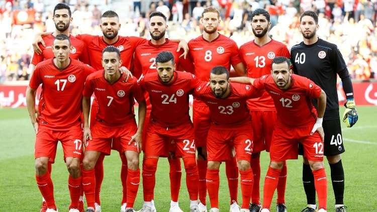 رسميا.. قائمة منتخب تونس النهائية لمونديال 2018