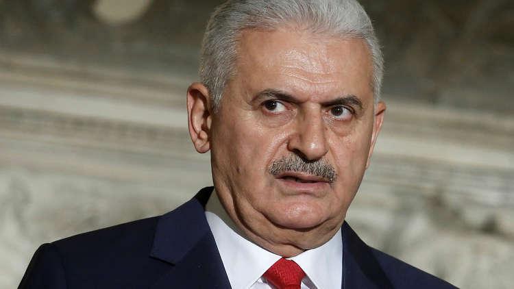 يلدريم: سنواصل عملياتنا العسكرية داخل البلاد وفي دول الجوار
