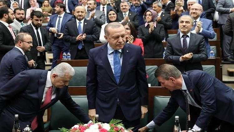 أردوغان: أنا رئيس الأكراد