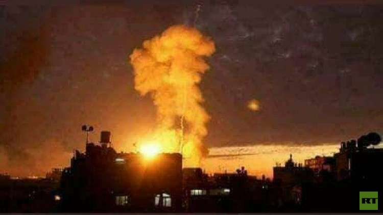 الفصائل الفلسطينية تقصف بلدات في غلاف غزة ردا على قصف الطيران الإسرائيلي لمواقع في القطاع